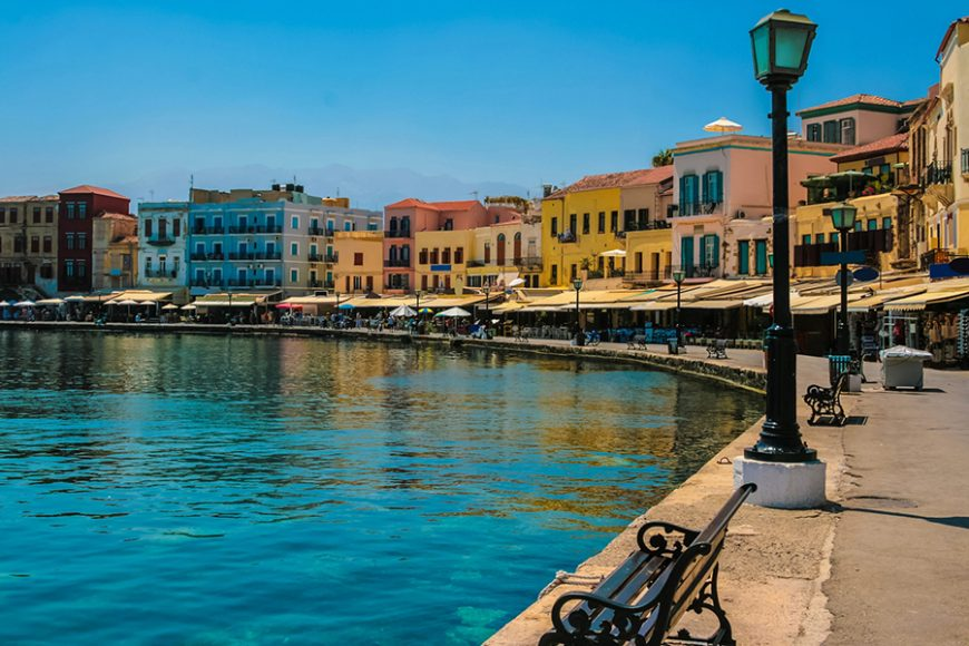 Chania City Tour